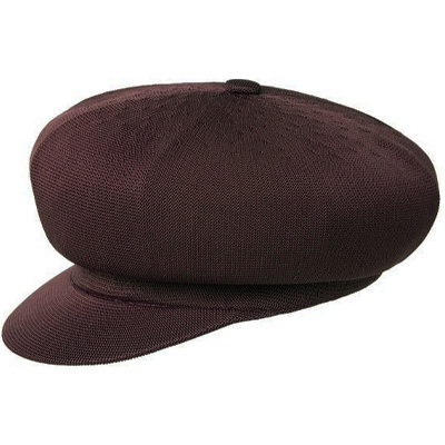 KANGOL Hat TROPIC SPITFIRE dark brown